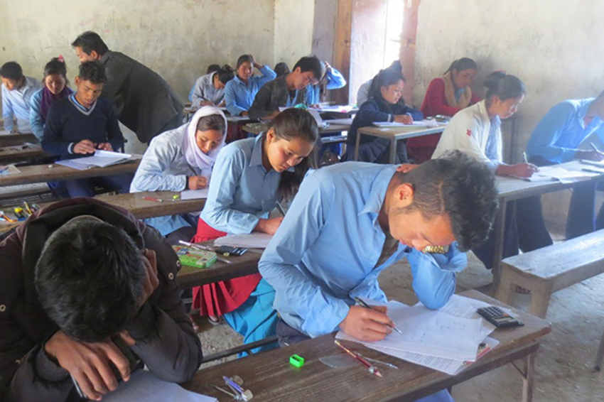 काठमाडौं महानगरपालिकाभित्रका विद्यालयमा जेठ २० सम्म परीक्षा गरिसक्नुपर्ने
