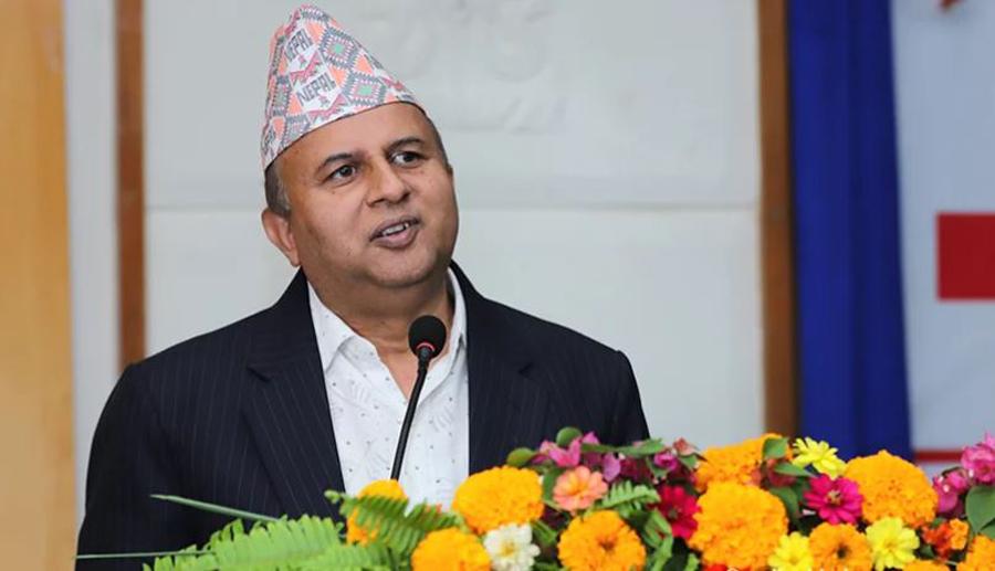 लुम्बिनीका मुख्यमन्त्री शंकर पोखरेलले दिए राजीनामा