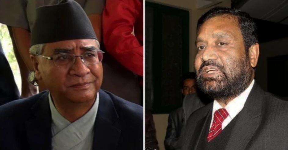 नेपाली कांग्रेसको १४औं महाधिवेशनमा : सभापति देउवालाई, निधिको चुनौती