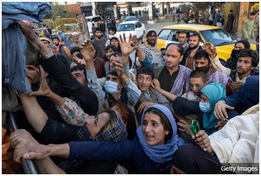 अफगानिस्तानको दूतावास बन्द नगर्ने चीन र रुसको संकेत