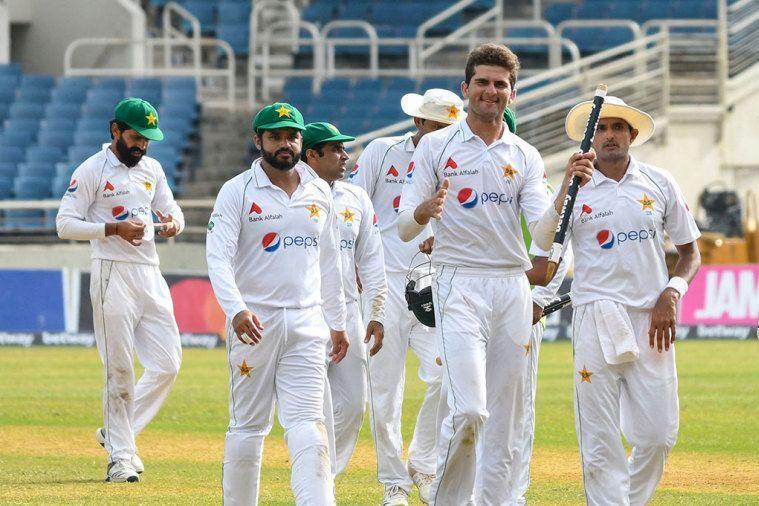 पाकिस्तान र वेस्ट इण्डिजबीचको टेस्ट क्रिकेट श्रृङ्खला बराबरी