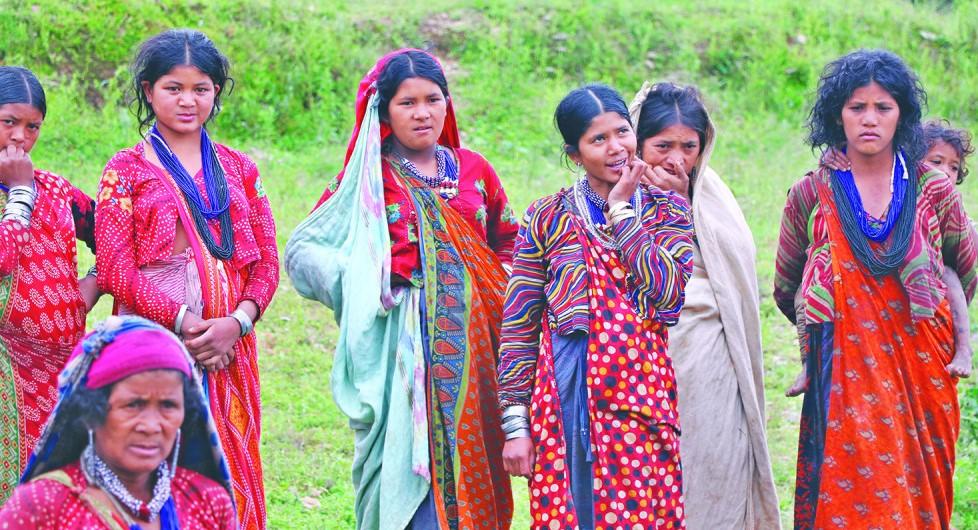 राउटे समुदायमा एकल महिलाको संख्या बढ्दा जनसंख्या घट्दै