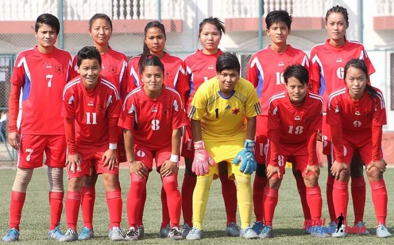 एएफसी महिला एसिया कप छनोटमा आज नेपाल फिलिपिन्ससँग भिड्दै ।।